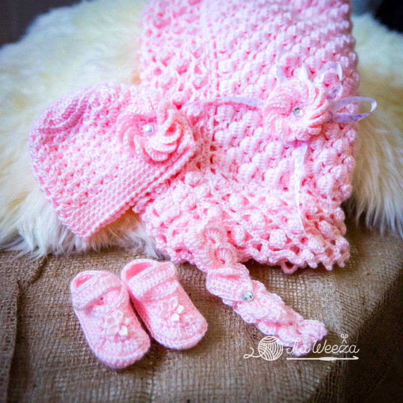 Bespoke Crochet Sets For Baby Boys And Baby Girls Tia Weeza
